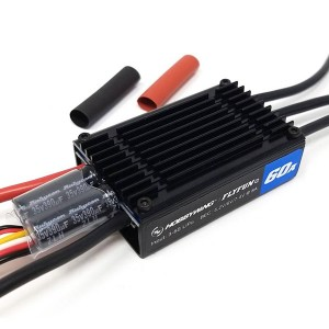 30214101 HobbyWing FLYFUN 60A 6S-V5 Speed Controller