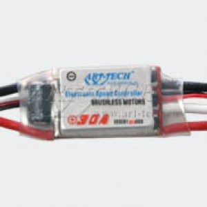 Speed Controller for brushless motor (10A) universale 302401
