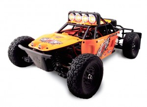 GT10DT RTR Water Proof Electronics