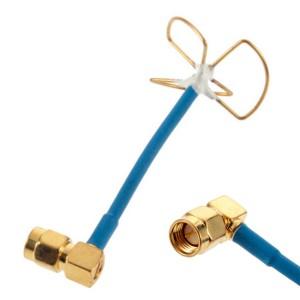 Antenna 5,8 ghz circolare a pipa Maschio