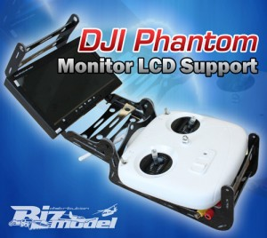 Supporto radio White Look Phantom