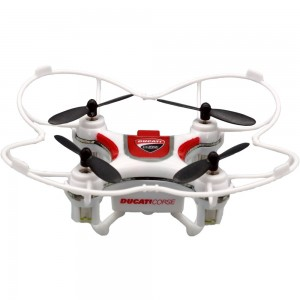 Ducati Corse DroneCollection White