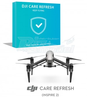 DJI Care Refresh (Inspire 2 Aircraft) Card
