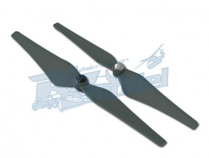 DJI 9'' Self-tightening Propeller (1CW+1CCW) gray hard props