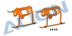 H15F001XO 150 Landing Skid- Orange