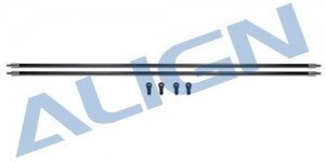 H47T002XX 470L Carbon Fiber Tail Linkage Rod