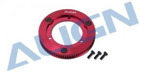 H50G008XX 500X Tail Drive Belt Pulley Assembly