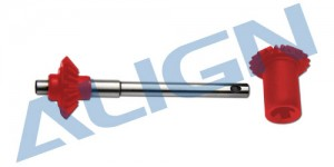 H60G003AX Torque Tube Rear Drive Gear Set