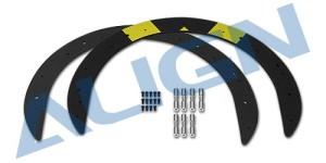 H80B016XX G800 Gimbal arch plate