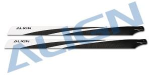 HD720A 720 Carbon Fiber Blades