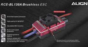 HES10001 RCE-BL100A Brushless ESC