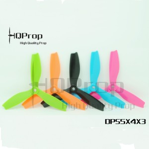 HQProp 5X4X3 DPS Series PINK prop (pack of 4)