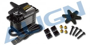 DS825M High Voltage Brushless Servo HSD82501