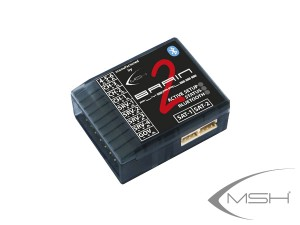 MSH Brain2 Flybarless System with Bluetooth MSH51630