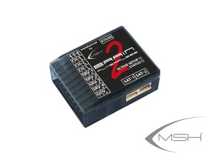 MSH Brain2 Flybarless System MSH51636