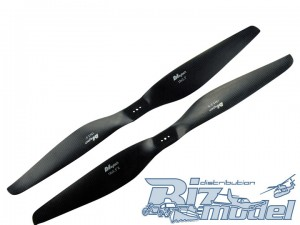MTCP1855T Carbon Fiber Propeller 18x5.5 CW and CCW