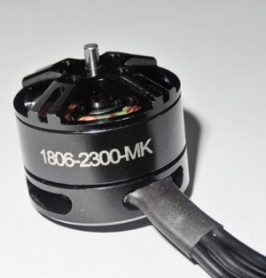 Brushless Multicopter Motor KV: 2300