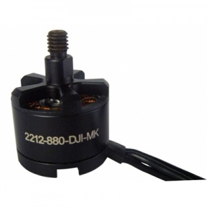 MTO2212CCW Brushless Multicopter Motor 2-4S KV: 880 CCW