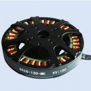 MTO8626-130 Brushless Multicopter Motor 6-12s  KV: 130