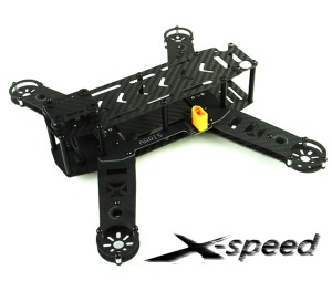 250 X-SPEED FRAME WITH PDB