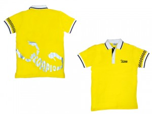 SC-PYELLOW-XL Scorpion Polo Shirt (Yellow-XL)
