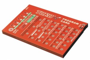 SK-300032 PROGRAM CARD FOR CAR