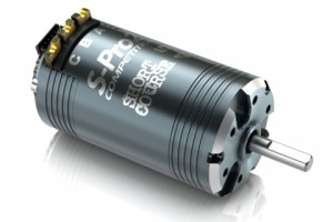 SK-400006-05 SKYRC ARES S-PRO2 COMPETITION 4.5T Motor - 4800KV