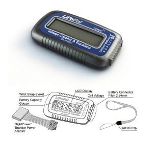 SK-500007 SKYRC LIPOPAL