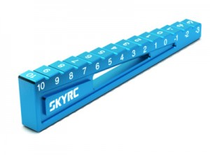 SK-600069-18 Chassis Droop Gauge (3 to 10mm) Blue