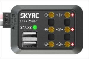 SK-600114-01 DC Power Distributor with Banana Plug