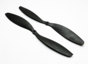 Propeller for T380 / 1 bag = 2 pcs (1 CCW + 1 CW) TQ0301