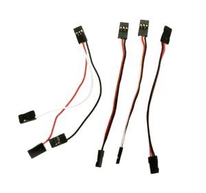 signal cable set 130mm XBAR07