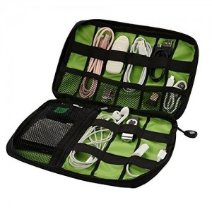 USB Cable-Hard Disk-SDCard-Organizer