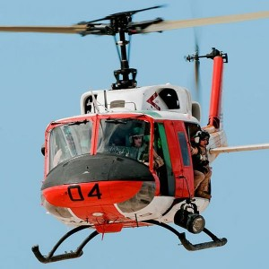 Fly Wing UH-1 RTF UH-1 Marines Search & Rescue con H1 Flight Controller e Radio