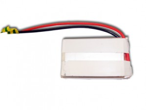 GIGA2350 Batteria LIPO 2350 mah 2 celle