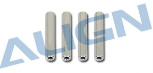 H45044 Aluminum Hexagonal Bolt