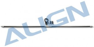 H50170 500 PRO Carbon Tail Control Rod Assembly