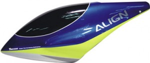 HC6503 Canopy Painted Blue (OLD H60096)