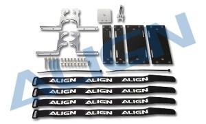 H80T010XX 800E Auxiliary battery mount set