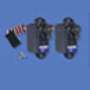 Z20 Servo  mini servi per elicotteri  9gr