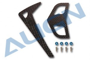 HS1213-00 Carbon Fiber Stabilizer/3K Black