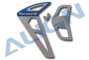 HS1252-75 450SE Nuovo V2 Carbon Stabilizer Set