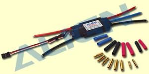 75A Brushless ESC  RCE-BL75G Aerei/Heli  (Governor Mode)