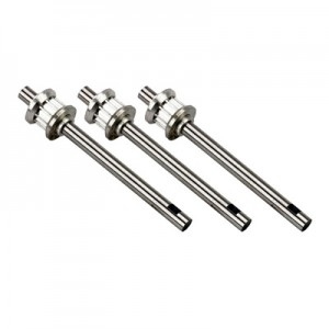 KDS1140-QS Tail rotor gear shaft (3pcs)