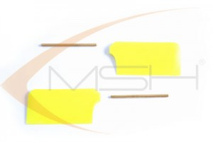 MSH51112 Paddles Gialli