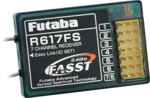 RX R617FS FASST 7CH 111