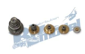 Gear Set per servo SAX211 SAX211GE