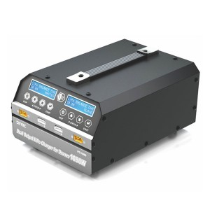 PC1080 Dual Channel Lithium Battery Charger
