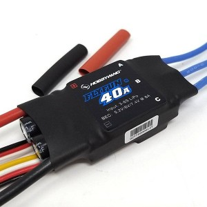 30214002 HobbyWing FLYFUN 40A V5 Speed Controller