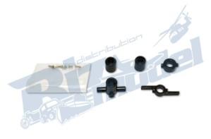 44091 Plastic parts of shaft